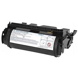 Dell High Capacity Black Toner Cartridge (Yield 18,000 Pages) for Dell M5200n Laser Printer