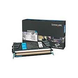 Lexmark C522, C524, C53x Cyan Toner Cartridge (Yield 3,000 pages)
