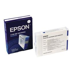 Epson High Capacity Cyan Inkjet Cartridge for Stylus Color 3000 Ref C13S020130