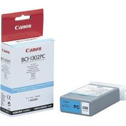 Canon BCI-1302PC (Photo Cyan) Ink Tank (130ml) for Canon W2200 (A3+) Bubble Jet Printer