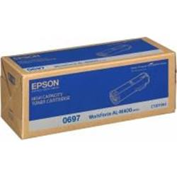 Epson 0697 High Capacity Black Toner Cartridge (Yield 23700 Pages) for AcuLaser AL-M400 Series Mono Laser Printers