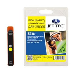 Jet Tec Epson Compatible T2614 (7ml) Manufactured Inkjet Cartridge