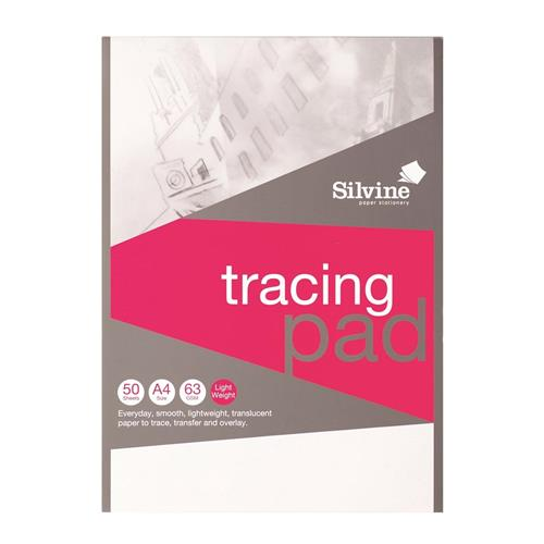 Silvine tracing pad acid free paper 63gsm 50 sheets a4 win a 500 secret escapes voucher - Secret escapes london office ...