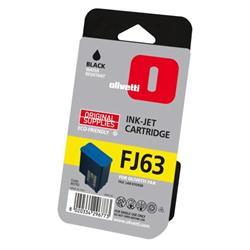 Olivetti FJ63 Inkjet Cartridge Page Life 450pp [for Fax-Lab 610 630] Ref B0702