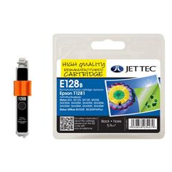 Jet Tec Epson Compatible T1281 (5.9ml) Remanufactured Inkjet Cartridge