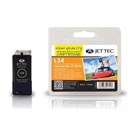 Jet Tec Lexmark Compatible 018C0034 (24ml) Remanufactured Inkjet Cartridge