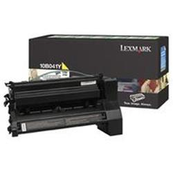 Lexmark C750 Yellow Return Program Toner Ref 0010B041Y