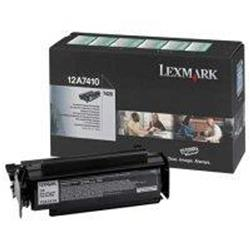 Lexmark T420 5k Return Program Laser Toner Print Cartridge Ref 12A7410