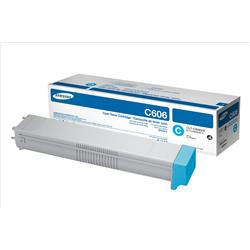 Samsung C606 (20,000 Page Yield) Cyan Toner Cartridge