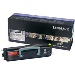 Lexmark Black Toner Cartridge (Yield 6000 Pages) for E33x/E34x