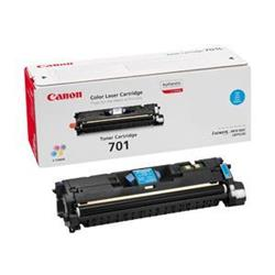 Canon 701 Cyan Toner Cartridge (Yield 2,000 Pages)