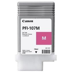 Canon PFI-107M (Magenta) Ink Cartridge (130ml)