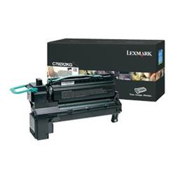 Lexmark (Yield 20,000 Pages) Extra High Yield Print Cartridge (Black) for C792 Series Colour Laser Printers