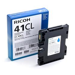 Ricoh GC41 Ink Cartridge (Cyan) Low Capacity for SG2100