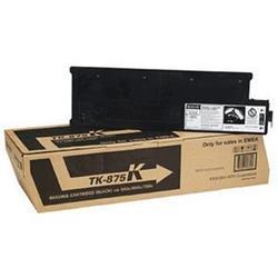 Kyocera Laser Toner Cartridge Page Life 87600pp Black Ref TK-875K