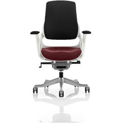Zure Executive Chair Chilli Colour Seat With Arms Ref KCUP0702
