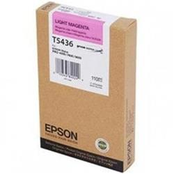 Epson UltraChrome T5436 Light Magenta Ink Cartridge (110ml)