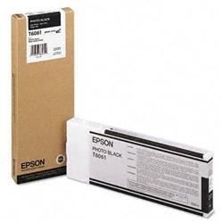 Epson Inkjet Cartridge 220ml Photo Black [for Stylus color Pro 4800] Ref T565100/T606100