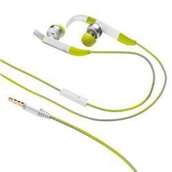 Cuffie fit in-ear sports Trust - verde