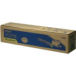 Epson Laser Toner Cartridge Page Yield 14000pp for ALC9200 Yellow