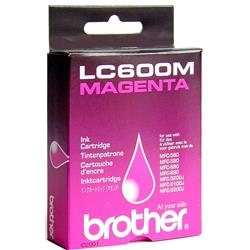 Brother Fax Inkjet Cartridge Magenta for MFC4820C Ref LC700M