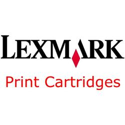 Lexmark No 82 Prefill Black Inkjet Print Cartridge for Z55 Printers