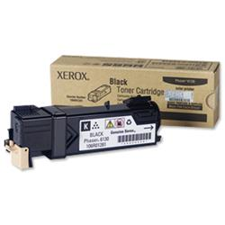 Xerox 106R01281 Black Laser Toner Cartridge for Phaser 6130 Black Ref 106R01281