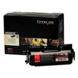 Lexmark T640, T642, T644 High Yield Print Cartridge