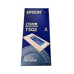 Epson T502 Cyan Ink Cartridge