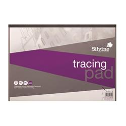 Silvine Professional Tracing Pad Acid Free Paper 90gsm 50 Sheets A3 - Win a Free Pure Gym Membership