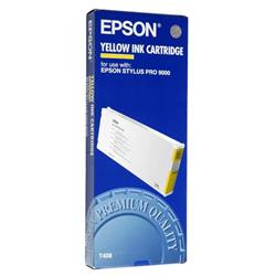 Epson T408 Yellow Ink Cartridge for Stylus Pro 9000