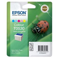 Epson T053 5 Colour Inkjet Cartridge (Ladybird) for Stylus Photo 700/750 Ref C13T053040