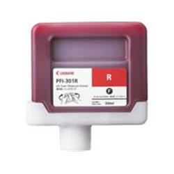 Canon PFI-301R (Red) Ink Tank 330ml (Pigment) for iPF8000
