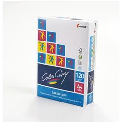Color Copy Paper White Min 50% FSC4 A4 210x297mm 250Gm2 Ref 58146 [Pack 125]