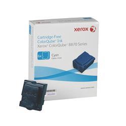 Xerox ColorQube 8870 Inkjet Cartridge Page Life 17300pp Cyan Ref 108R00955