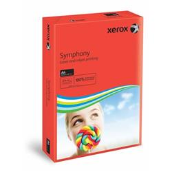 Xerox Symphony Strong-Dark Red A4 210X297mm 80Gm2 PEFC2 Ref 003R93954 [Pack 2500]