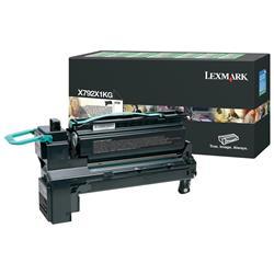 Lexmark X792 Toner RP XHY Black X792X1KG