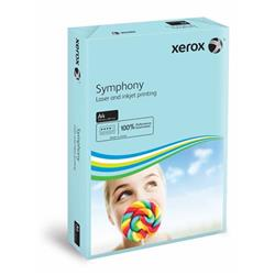 Xerox Symphony Mid-Blue A4 210X297mm 80Gm2 PEFC2 Ref 003R93968 [Pack 2500]