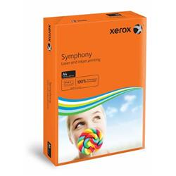 Xerox Symphony Strong-Orange A4 210X297mm 80Gm2 PEFC2 Ref 003R93953 [Pack 2500]