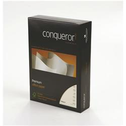 Conqueror Paper FSC Mix Credit Cream Wove A4 100Gm2 Watermarked Ref 20252 [Pack 500]