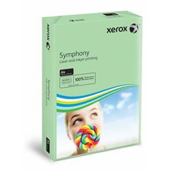 Xerox Symphony Mid-Green A4 210X297mm 80Gm2 PEFC2 Ref 003R93966 [Pack 2500]