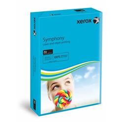 Xerox Symphony Strong-Dark Blue A4 210X297mm 80Gm2 PEFC2 Ref 003R93959 [Pack 2500]