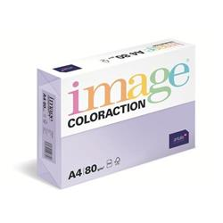 Image Coloraction Pastel Green (Forest) FSC4 A4 210X297mm 80Gm2 Ref 97152 [Pack 500]