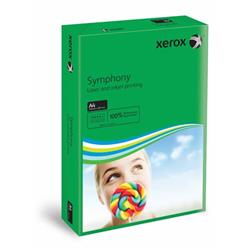 Xerox Symphony Strong-Dark Green A4 210X297mm 80Gm2 PEFC2 Ref 003R93951 [Pack 2500]