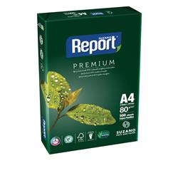 Report A4 FSC Premium 80gsm Copier Paper White [5 Reams] - PPR00314