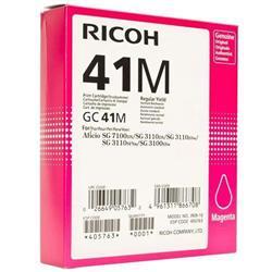 Ricoh Laser Inkjet Cartridge Page Life 2200pp Magenta Ref RIC405763