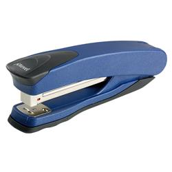 Rexel Taurus Stapler Full strip Throat 90mm Metallic Blue Ref 2100005