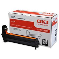 OKI Imaging Drum Unit Black Ref 44315108
