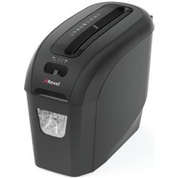 Rexel Prostyle Plus 5 Personal/Small Office Shredder Confetti Cut P-4 Security Level Ref 2104005