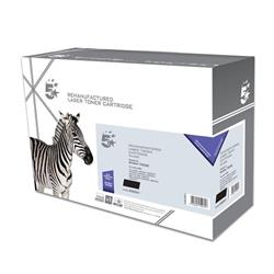 5 Star Office Remanufactured Laser Toner Cartridge Page Life 8000pp Black [Brother TN3380 Alternative]